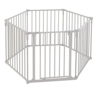 North States Superyard 3-in-1 Metal Baby Gate