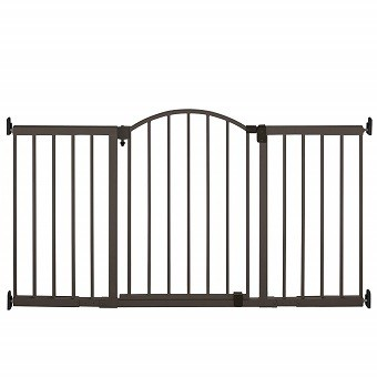 Best Extra Wide Baby Gates Of 2019 Guide Reviews Baby Gates Plus
