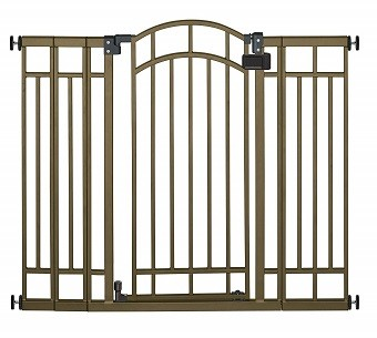 Summer Infant Multi-Use Deco Extra Tall Walk-Thru Gate