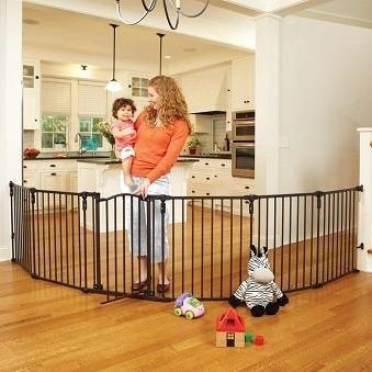 Best Extra Wide Baby Gates Of 2019 Guide Amp Reviews