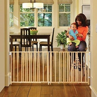 Extra-Wide Swing Gate by North States